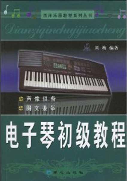 电子琴初级教程 ,电子乐器技法与作品图片