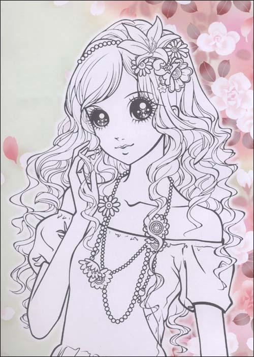 看了动漫美少女公主简笔画_动漫少女简笔画图片的同学还看了:·狐狸简