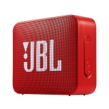 JBL  紅色 GO2 藍牙音響(音樂金磚)