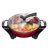 蘇泊爾電火鍋 30YK3Y-150  家用 韓式電火鍋鴛鴦鍋不粘鍋電燉鍋