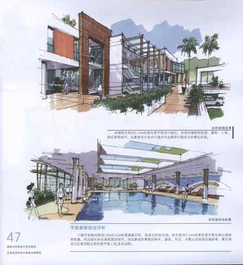 浅谈建筑外部环境艺术设计中的色彩应用