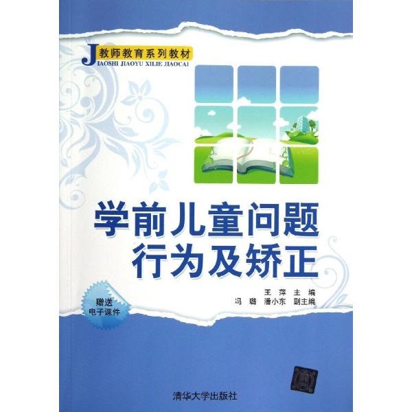 学前儿童问题行为及矫正(教师教育系列教材)-王萍