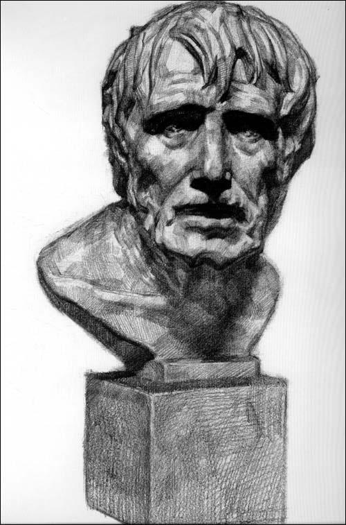 《素描高考石膏像》内容简介:在素描静物写生