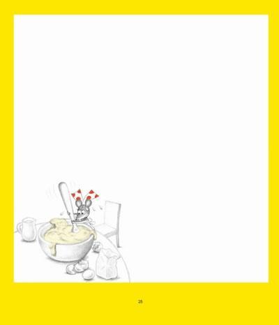 鼠小弟和松饼-可爱的鼠小弟-13