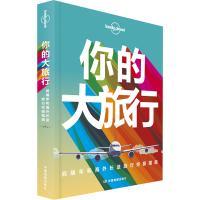孤独星球Lonely Planet旅行读物系列:你的大旅行:间隔年和海外长途旅行**指南(中文第1版)