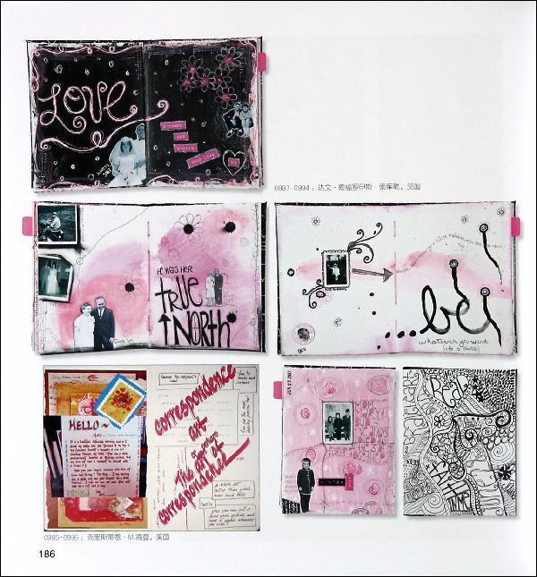 《手绘创意草图1000例:私人速写簿中的灵感闪现