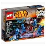 LEGO 乐高正品 星球大战 参议院突击部队 L75088 智拼积木