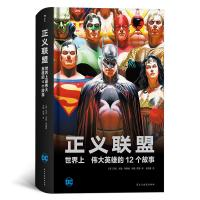 正义联盟   DC漫画英雄图像小说  恩怨纠葛 超人 蝙蝠侠 神奇女侠 闪电侠等  送给孩子的礼物故事书 培养想象力