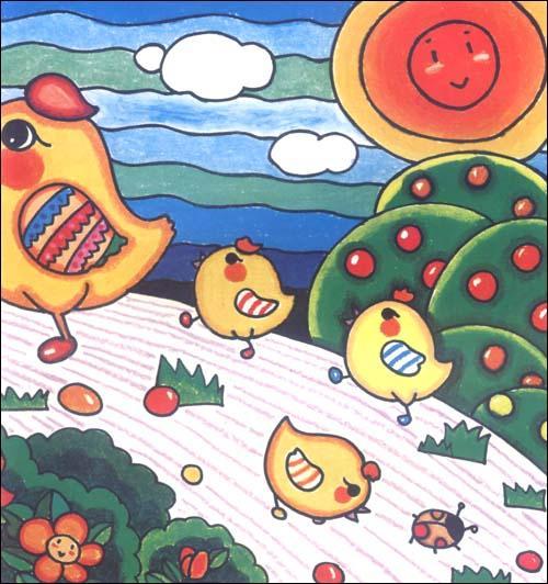 美术系列丛书 油画棒画 提高篇