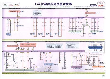 8l发动机控制系统,风扇控制系统电路图 2.0l发动机控制系统电路图  2.