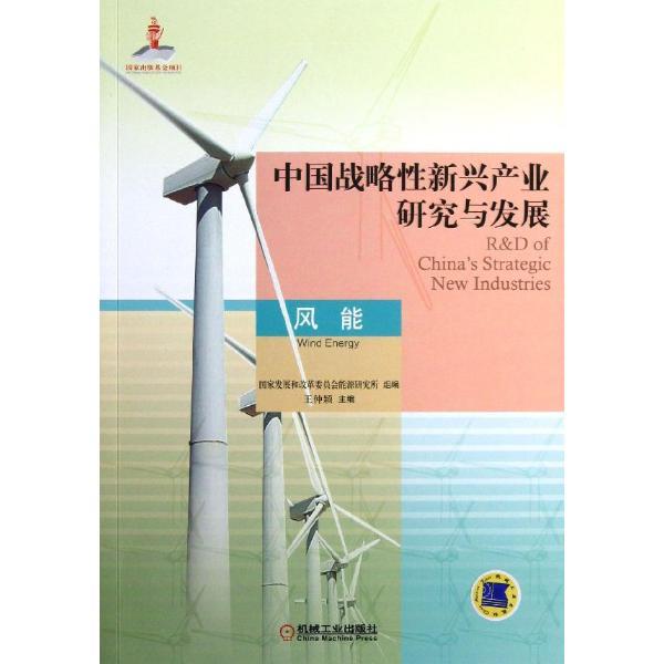 中国战略性新兴产业研究与发展(风能)