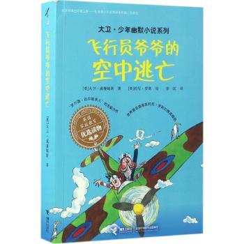 飞行员爷爷的空中逃亡/大卫·少年幽默小说系列