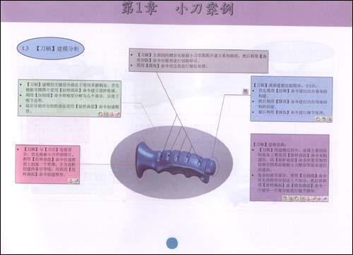 solidworks产品设计图解(配光盘)