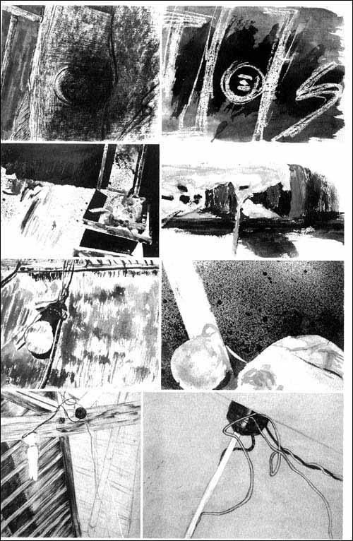 """由包豪斯学院创立的""""三大构成""""(平面构成,立体构成,色彩构成)作为认可图片"""