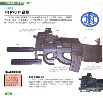 h&k mp5k冲锋枪     德国