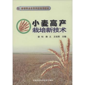 小麦高产栽培新技术