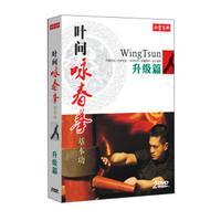 (2DVD)升级篇/叶问咏春拳基本功(DVD)